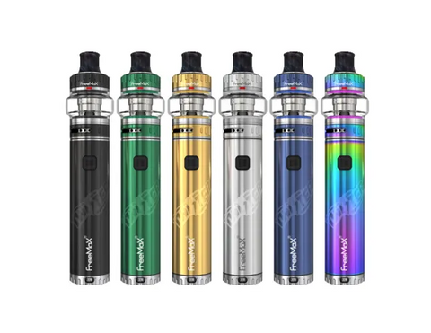 FreeMax Twister 30w Kit [Metal Green]