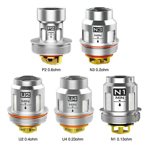 VooPoo Uforce Coils - 5 Pack [N2, 0.3ohm]