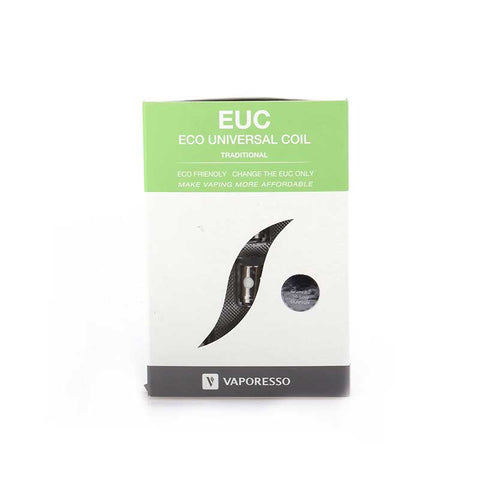Vaporesso EUC Coils - 5 Pack [Traditional 0.3ohm]