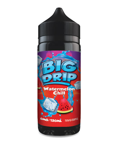 Doozy Vape - Big Drip - 100ml - Watermelon Chill