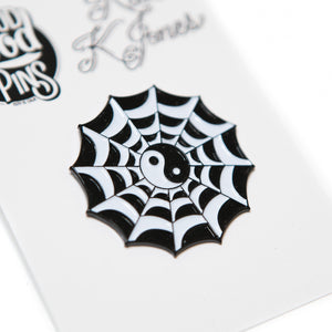 Ross Jones Web Yin Yang Pin
