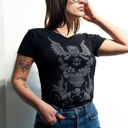 Coven Women's V-Neck