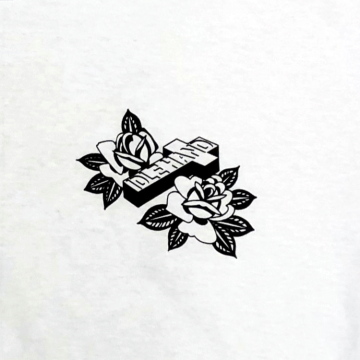 Dead Flowers Shirt by Holly Ellis