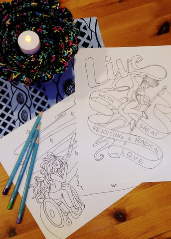 Color This Faith :: Digital Coloring Book