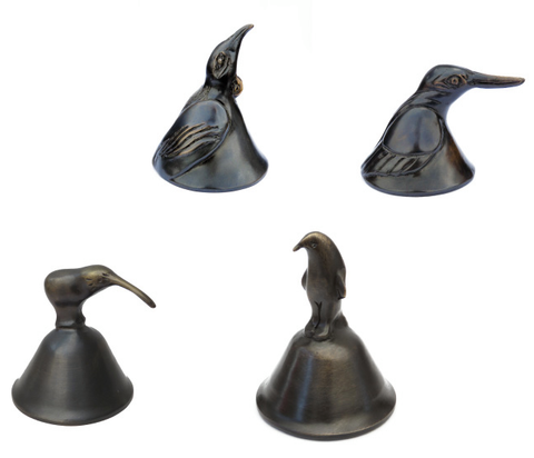 Bird Bells - Bronze