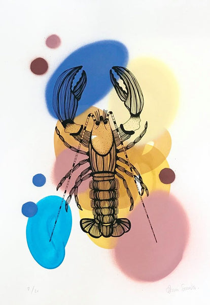 Crayfish - Blue
