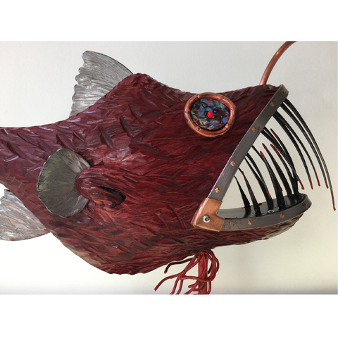 Andy The Anglerfish