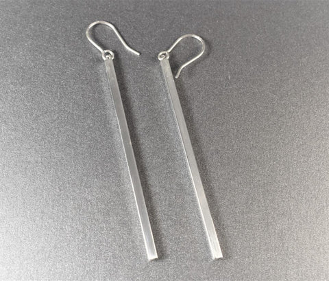 Square Tube Earrings