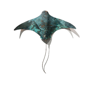 Copper Stingray - Large