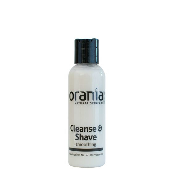 Mens Cleanse & Shave
