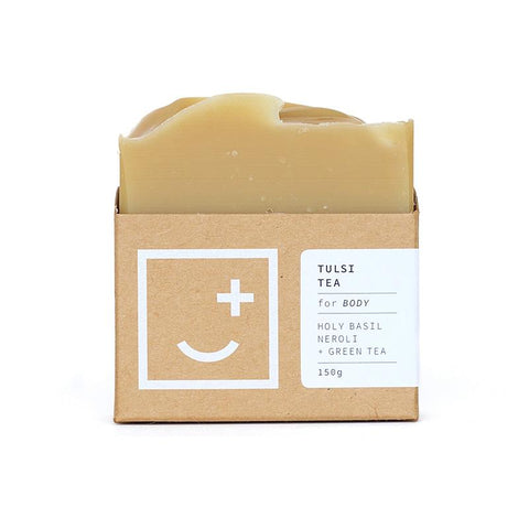 Tulsi Tea Body Soap