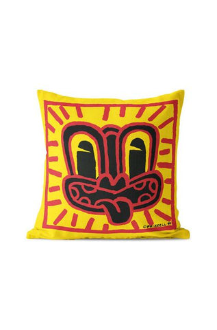 Dick Frizzell - Red Haring Cushion