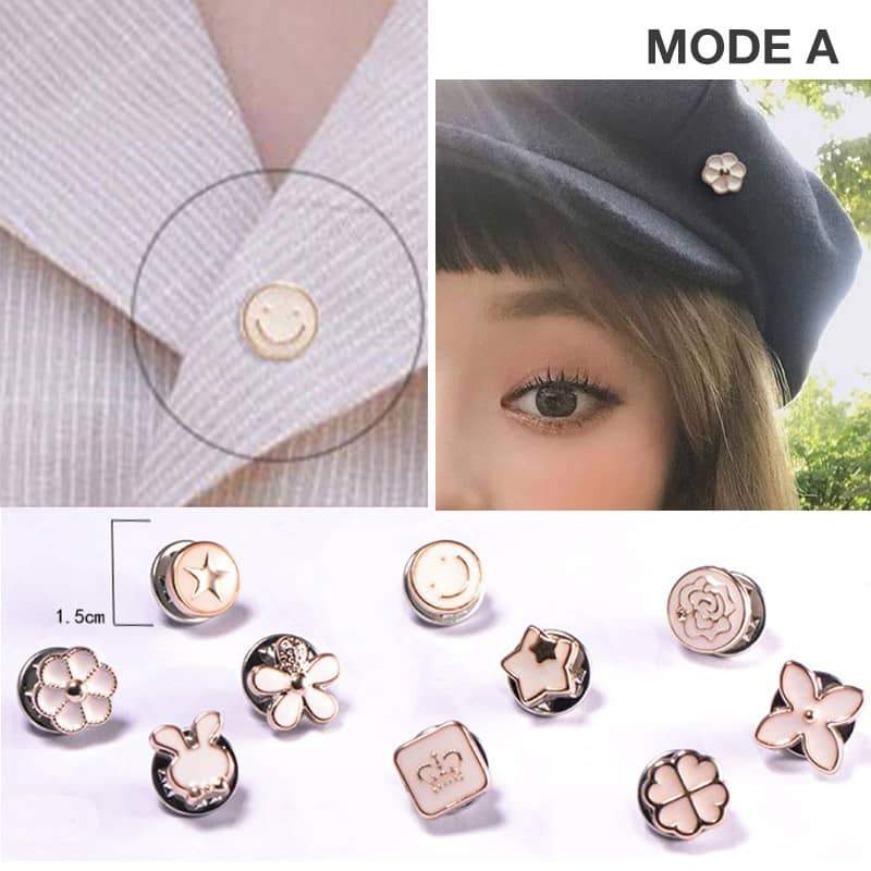 Anti-glare Ladies Brooch ( On Sale )