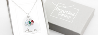 Heartfelt Tokens Jewelry and Keepsakes gift box sample
