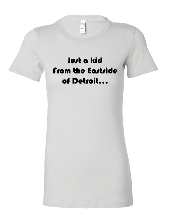 Women's Eastside short sleeve t-shirt