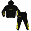 BOSS BITCH Tracksuit Kids<br>Black - Famke-Louise-Merchandise