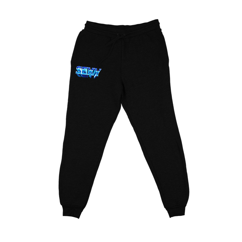 Sweatpants 'SEXY' <br>Black - Famke-Louise-Merchandise