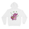 LITTLE BOSS BITCH Hoodie <br>White - Famke-Louise-Merchandise