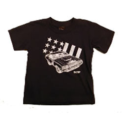 Boys Muscle Car Graphic T-Shirt by Dogwood Clothing