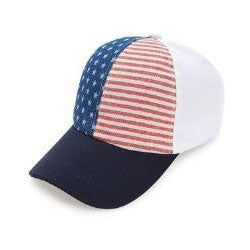 Boys Red, White and Blue Baseball Cap