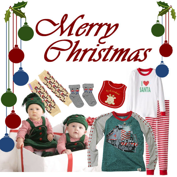 Merry Christmas from The Boy's Store