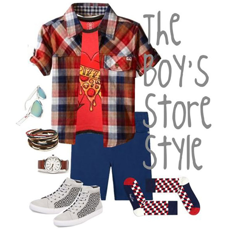 Boys Valentine's Day Outfit Compilation