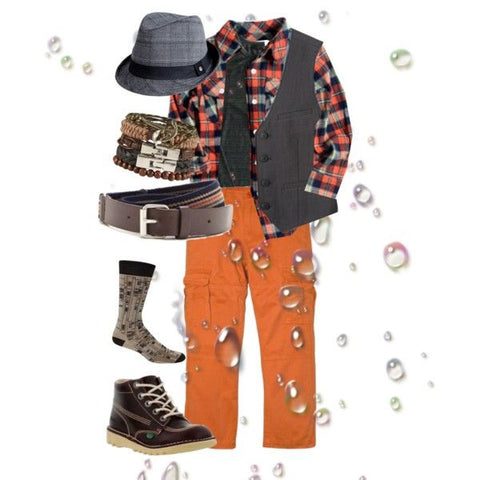 Boys Outfit Set for Fall