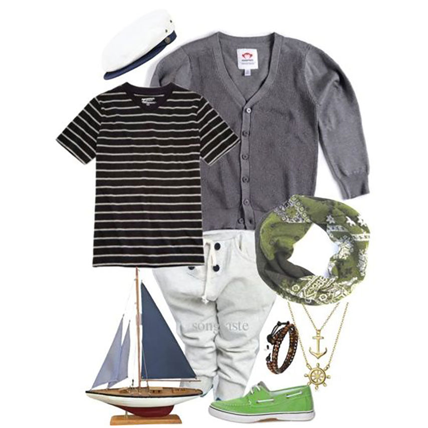 I am off to find a boat boy's outfit compilation