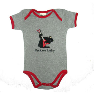 Baby Boy Bear Rocks One Piece by Hatley
