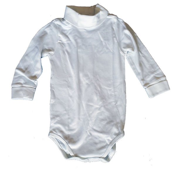 Baby Boys' One Piece Turtleneck by Cotton Resources