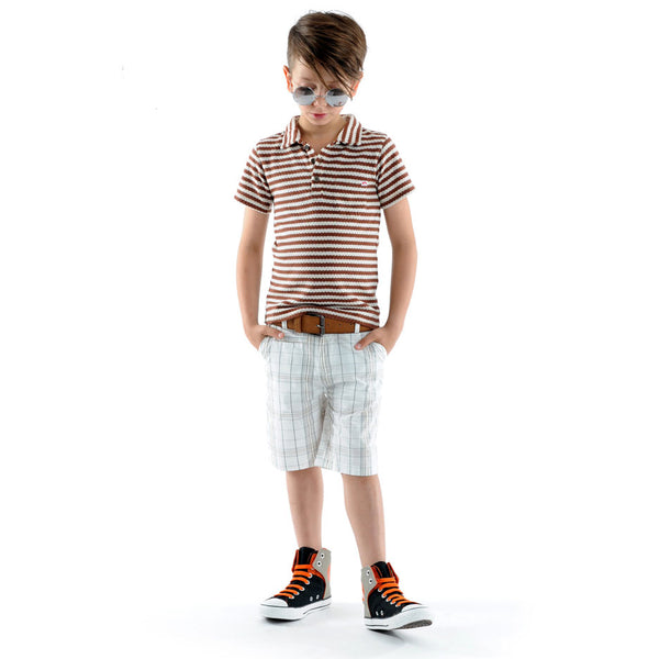 Boys Maison Polo Shirt by Appaman