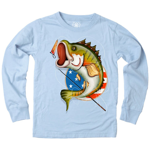 Boys Fish Out of Water Shirt by Wes and Willy - The Boy's Store