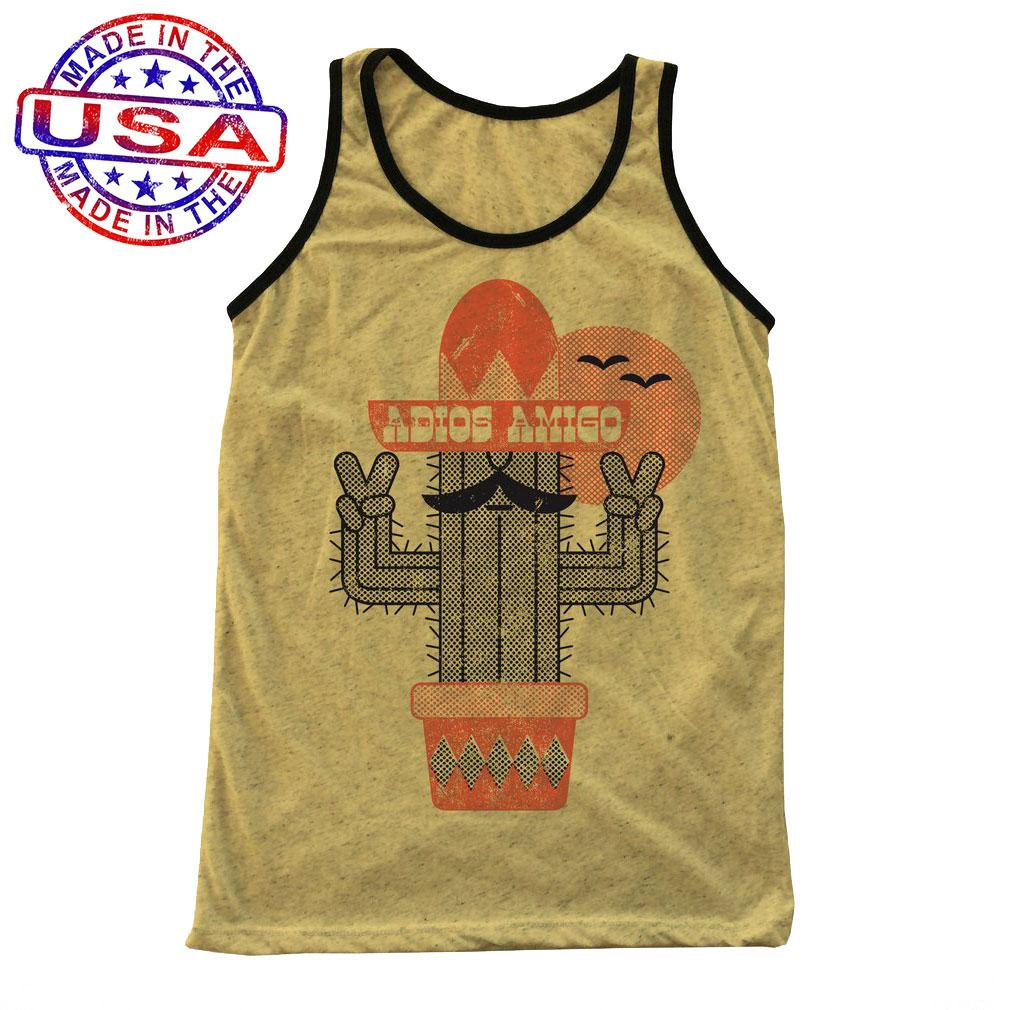 Boys' Adios Amigo Tank Top by Tiny Whales