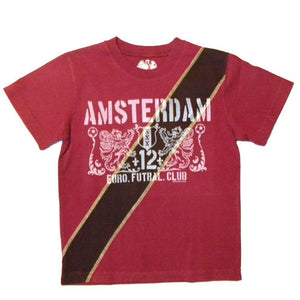 Boy's Amsterdam Soccer Team Shirt by Wes & Willy