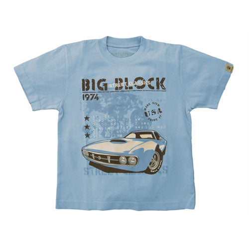 Boy's Big Block Shirt by Dogwood