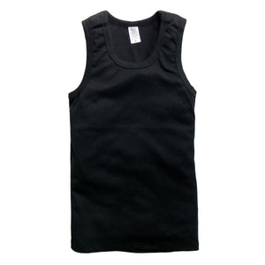 Boys Ribbed Tank Top by Troy James Boys