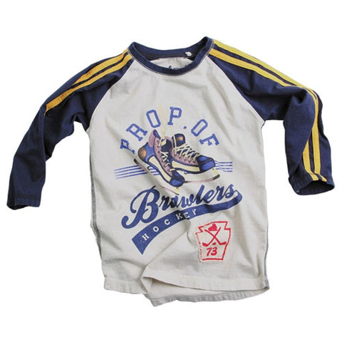 Boy's Brawlers Shirt by Wes and Willy
