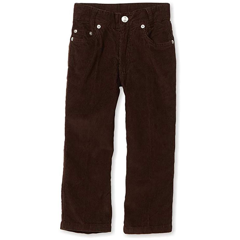 Boys' Corduroy Five Pocket Pants by City College - The Boy's Store