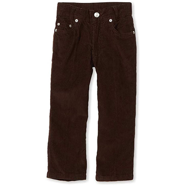 Boys' Corduroy Five Pocket Pants by City College