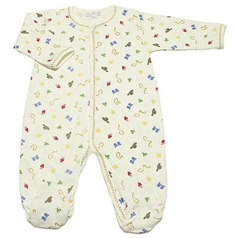 Baby Boys' Buckaroo Footie by Kissy Kissy