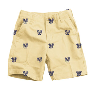 Boys Bulldog Shorts by Jack Thomas - The Boy's Store