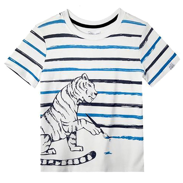 Boy's Caleb Shirt by art & eden