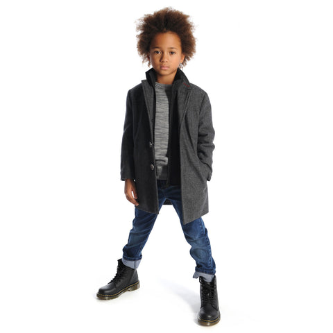 Boys' City Overcoat by Appaman