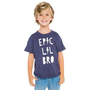 Boys Epic Lil Bro Shirt by Chaser
