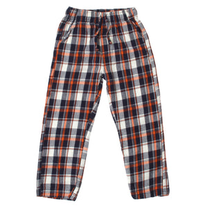 Boys' Plaid Flannel Lounge Pants by Wes and Willy