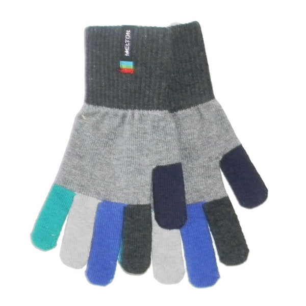 Boys' Knitted Gloves by Melton - The Boy's Store