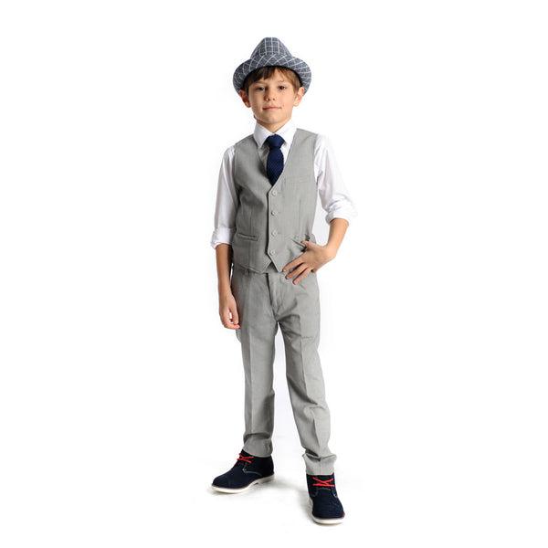 Boys' Tailored Vest by Appaman
