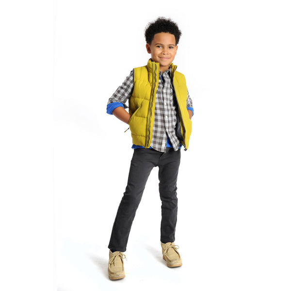 Boys' East Side Vest by Appaman