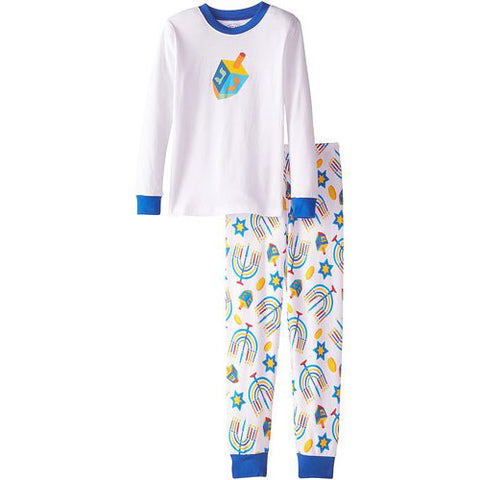 Boys Hanukkah Pajama Set by Sara's Prints