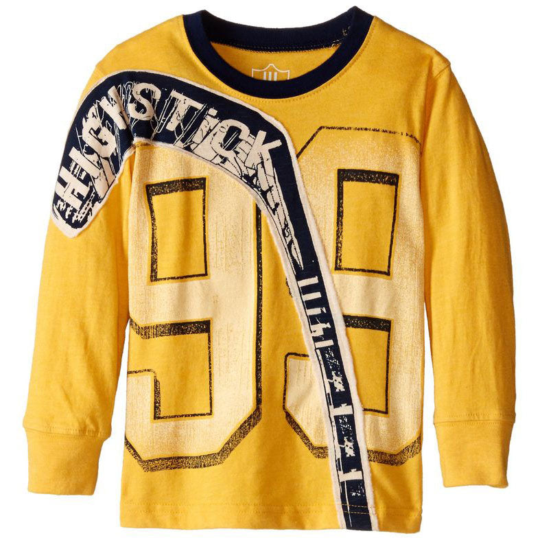 Boys' High Stick Shirt by Wes and Willy